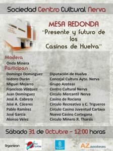 Nerva Centro-31-10-15 Mesa cartel