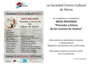 Nerva Centro-31-10-15 Mesa Invitación