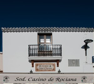 Rociana fachada web