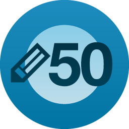 50 comunicados