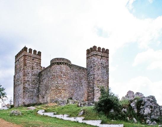 Cortegana castillo
