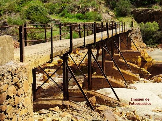 Jaramar puente Las Majadillas actualmente. Imagen de Fotoespacios