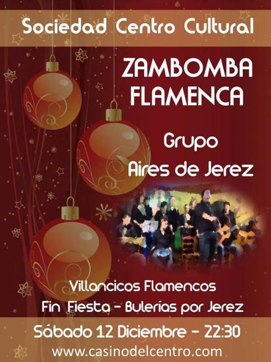 Zambomba 12-XII