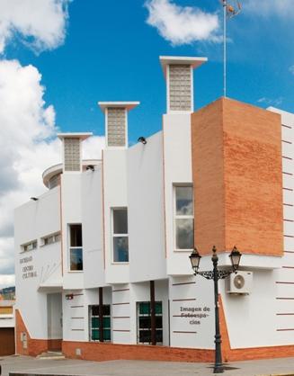 Nerva Casino Centro fachada