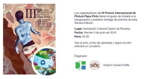 WP-Rociana premio pintura