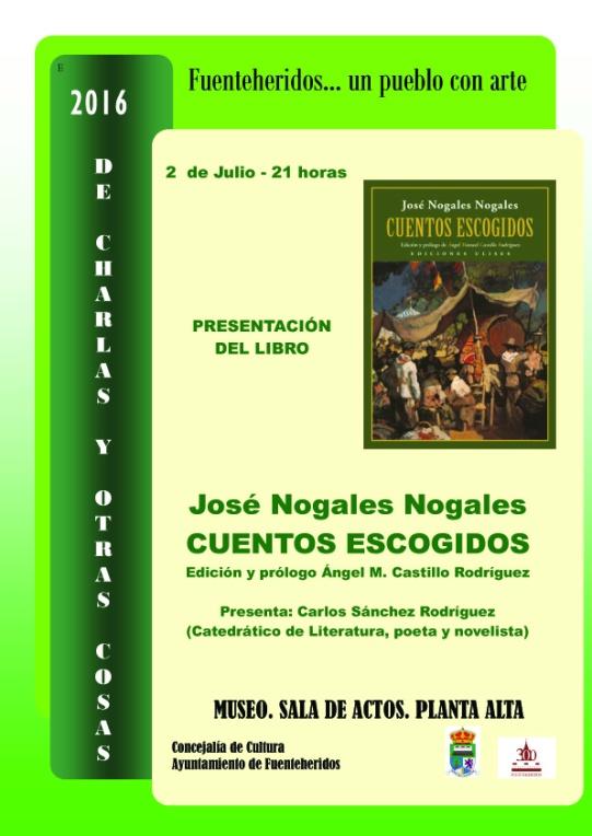 2-7-16 Cartel Libro José Nogales